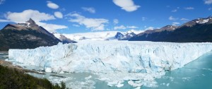 A great view of the glacier
