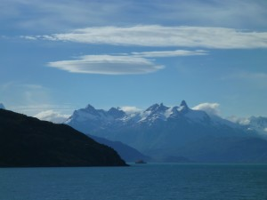 More of those Patagonia clouds